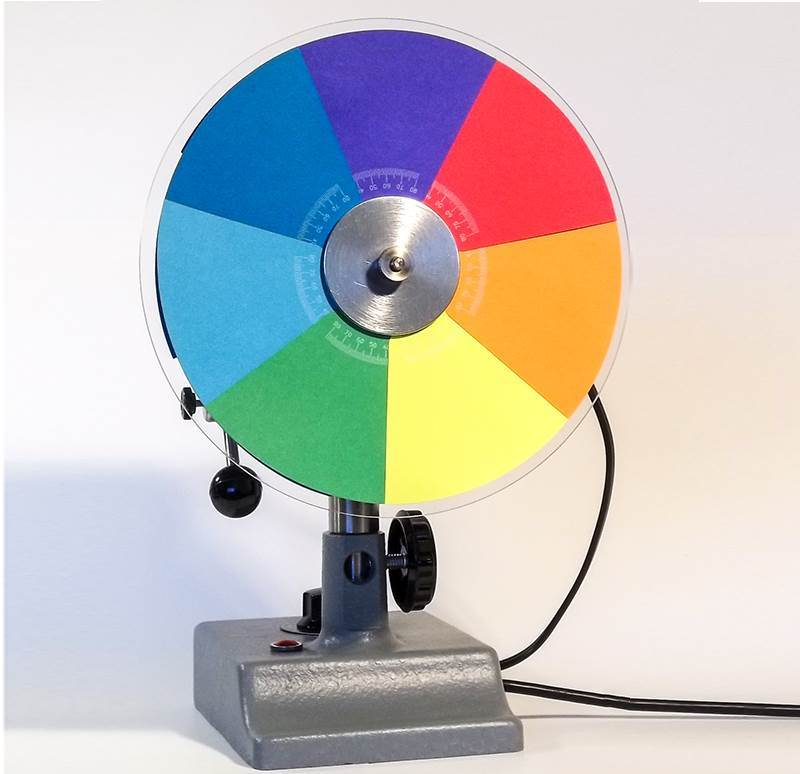 RA-17 Color Wheel – adjustable