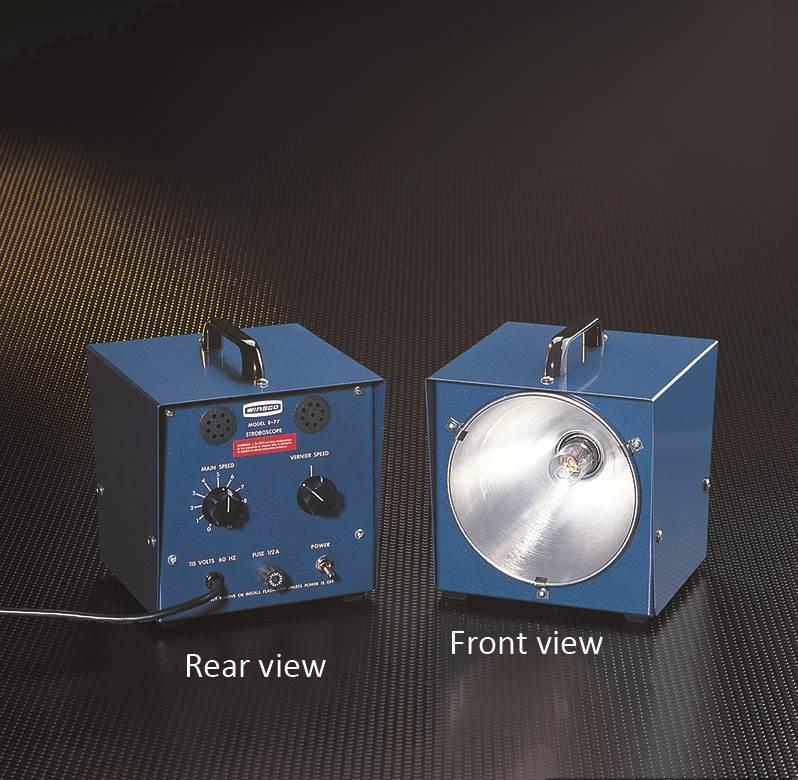 E-77 Stroboscope – General Purpose