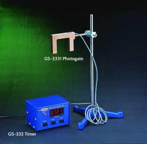 GS-332 Photogate timer