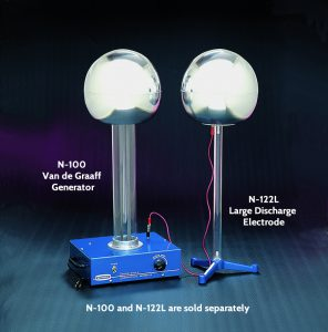 Van de Graaff Generator and Discharge Electrode, sold separately