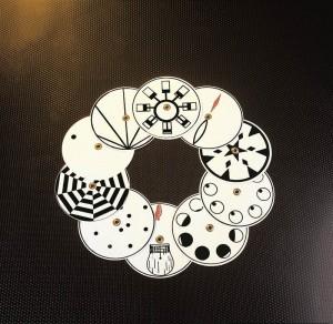 RA-21 Stroboscope Discs