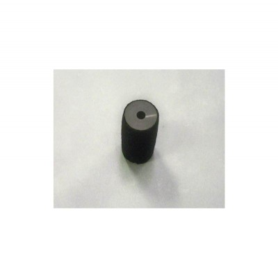 RP-608 Pulley, lower, wool covered, negative dome