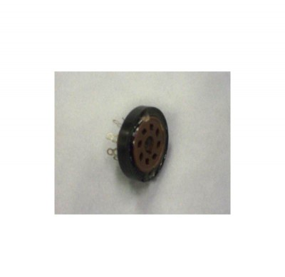 RP-901 Socket, flashtube, 8-pin, for model E-40L3